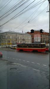 тульский трамвай
