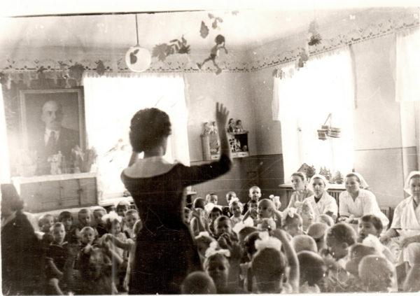 детский сад Октябрьский