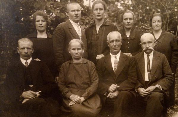 мои предки чижовы