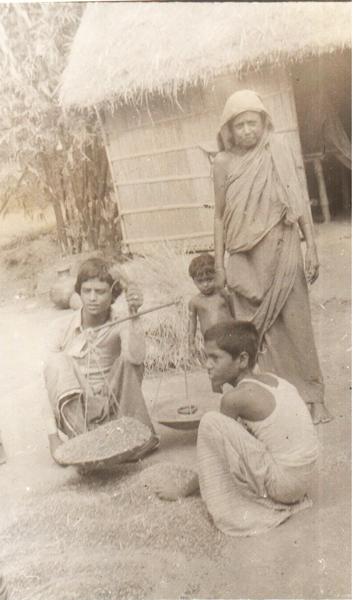 домик в бангладеш